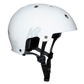 K2 Varsity Helm weiß