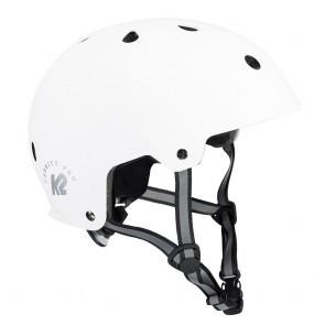 K2 Varsity Pro Helm weiß