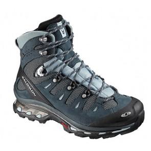 Salomon Trekking Schuhe Quest 4D gtx Damen dunkelblau