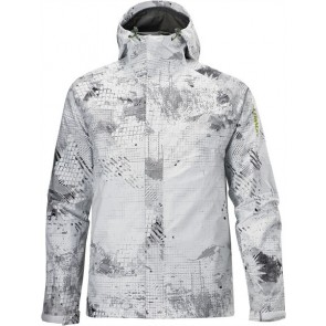 Salomon Tracks Outdoor Jacke Herren weiß