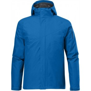Salomon Tracks Outdoor Jacke Herren blau