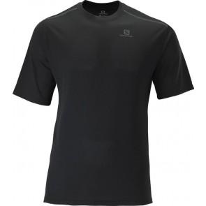 Salomon Stroll T-Shirt Herren shwarz