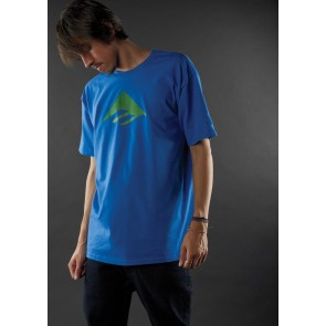 Emerica Triangle 7.0 T-Shirt Basic Royal