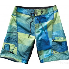 Globe Boardshort Green Flasch