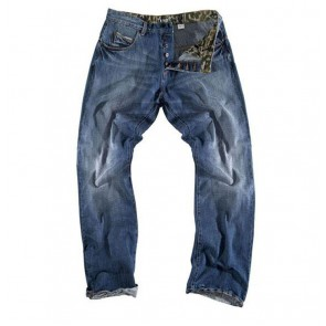 ADDICT Jeans CAMO Pant aged