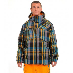 Oxbow Men Winterjacke Skijacke Rexley electric blue