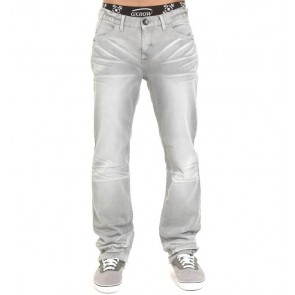 Oxbow Jeans Dexter Denim Stretch grau