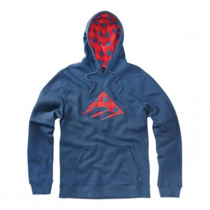 Emerica Kaputzenpullover Triangle Fill Navy