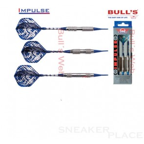 Embassy Softdart Impulse blau/rot