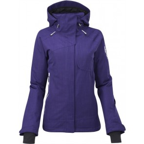 Salomon Intuition Jacke Woman lila