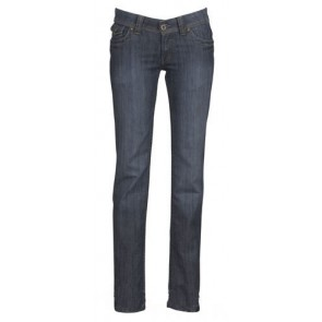 Oxbow Hose Denim Folie blau/grau