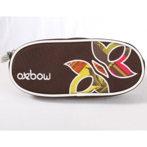 Oxbow Feder-Maeppchen Matera Brown