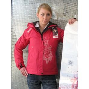 Oxbow Damen Snowboardjacke Rebyle Pink Lady