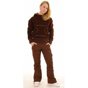 Oxbow Snowboardhose Women Relena Brown