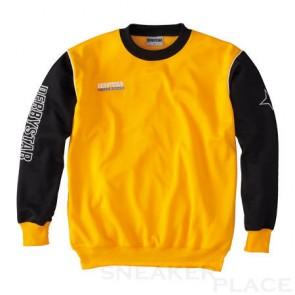 Sweatshirt Primera gelb/schwarz