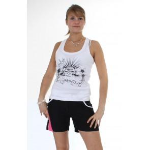 Oxbow Damenshirt Amicha White
