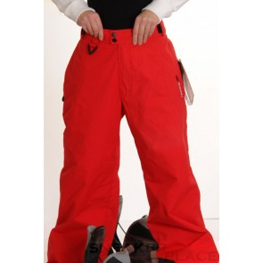 Zembla Snowboardhose Sean Rot
