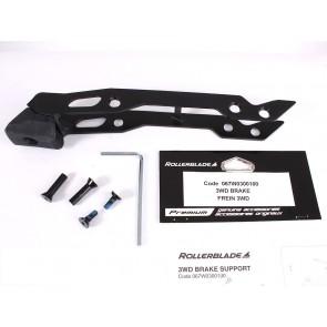 Rollerblade 3WD 125mm Bremssystem