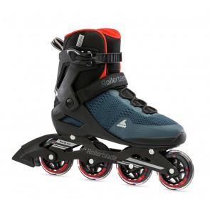 Rollerblade Sirio 80 blau/orange 2021