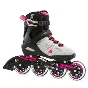 Rollerblade Sirio 90 Damen grau / rosa