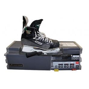 Eissport Schlittschuhe schleifen