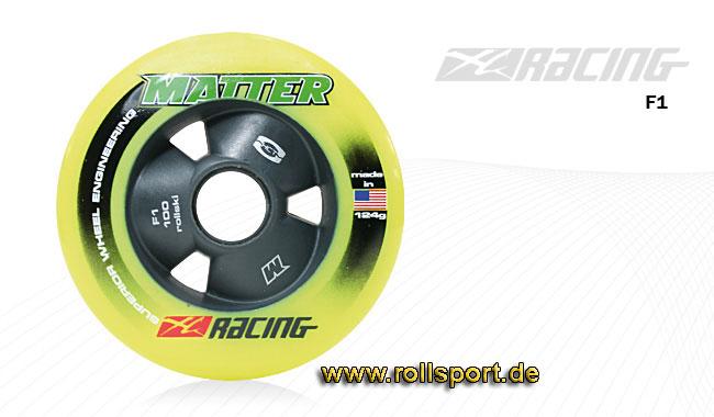 Matter Wheels