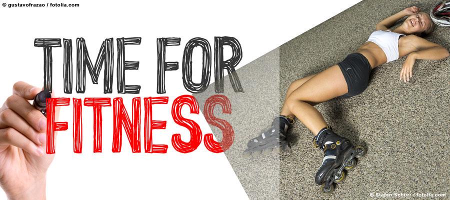 Fitness Inlineskaten