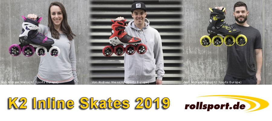 K2 Inline Skates 2019