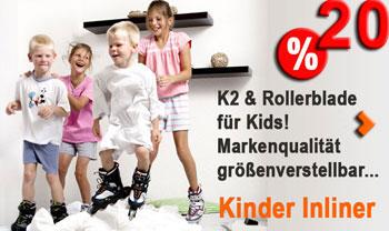 Kinder Inliner Aktion, jetzt zugreifen!