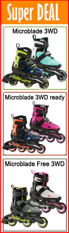 Rollerblade Kinder Inliner - Halloween Angebot!<br /> Nur bis Samstag, 31.10.2020, 24:00 Uhr!