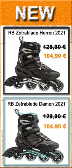 Rollerlade Zetrablade - 20 % Rabatt!!! Nur nur bis Sonntag 06.12.2020 - 24:00 Uhr