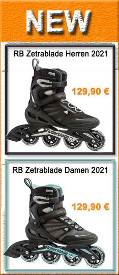Rollerblade Zetrablade 2021<br /> auf Lager & sofort lieferbar!
