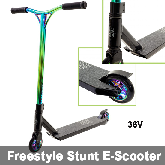 Freestyle & Stunt Elektro Scooter