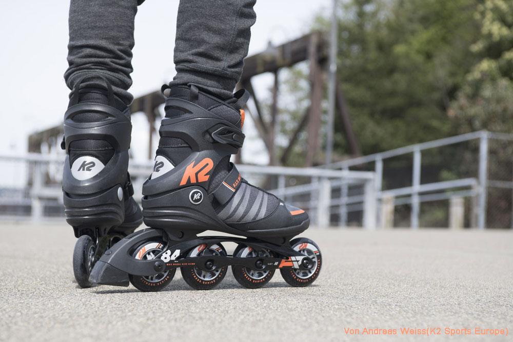 K2 Fit 84 Boa Inline Skating