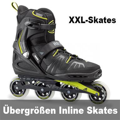 Übergrößen Inline Skates