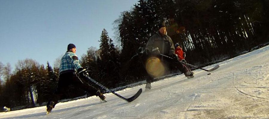 Eissport & Schlittschuhlaufen
