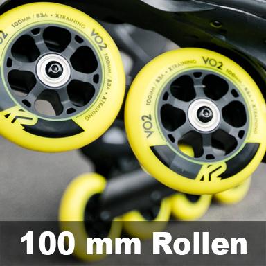 100mm Inline Skates Rollen