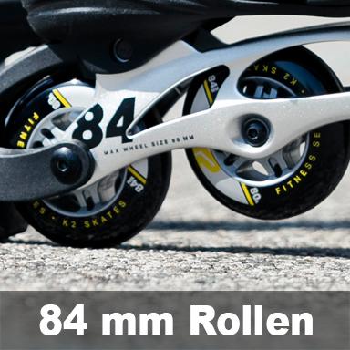 84mm Inline Skates Rollen