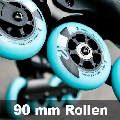 90mm Inline Skates Rollen