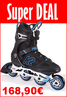Super Deal K2 Velocity 84 Boa Herren Inliner - nur bis  27.05.2020 - 24:00 Uhr