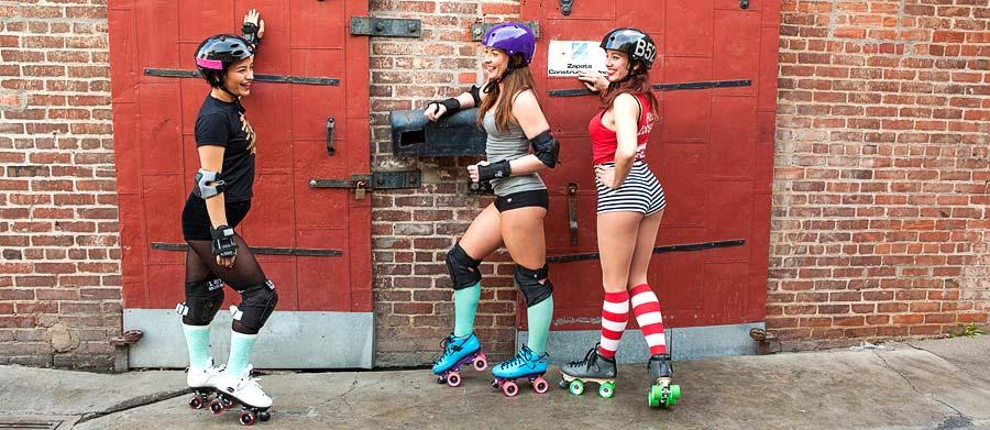 Roller Derby Sport