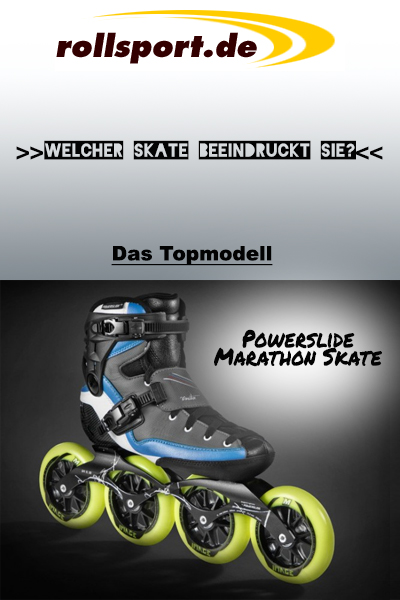 Rollsport Topmodelle - Welcher Skate beeindruckt Sie?